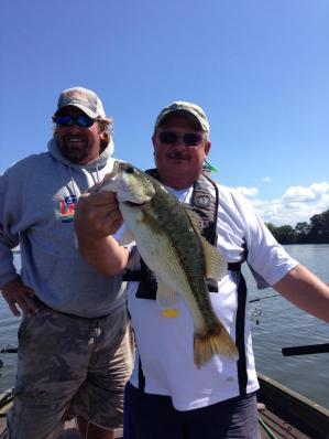 Bass Fishing Weiss Lake