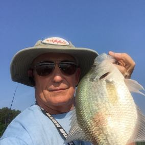 Crappie Fishing Weiss Lake