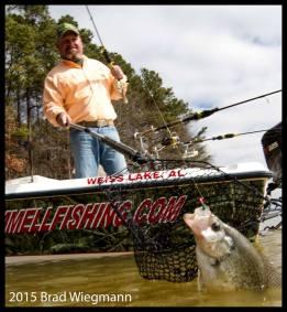 Fishing Weiss Lake
