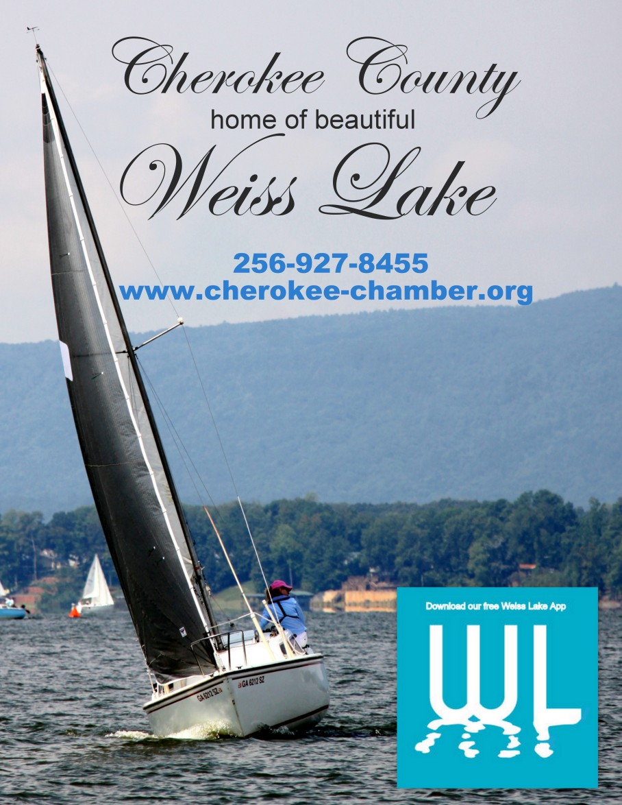 AD for Weiss Lake