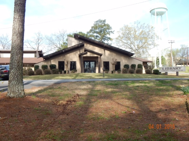 Cherokee Co Public Library