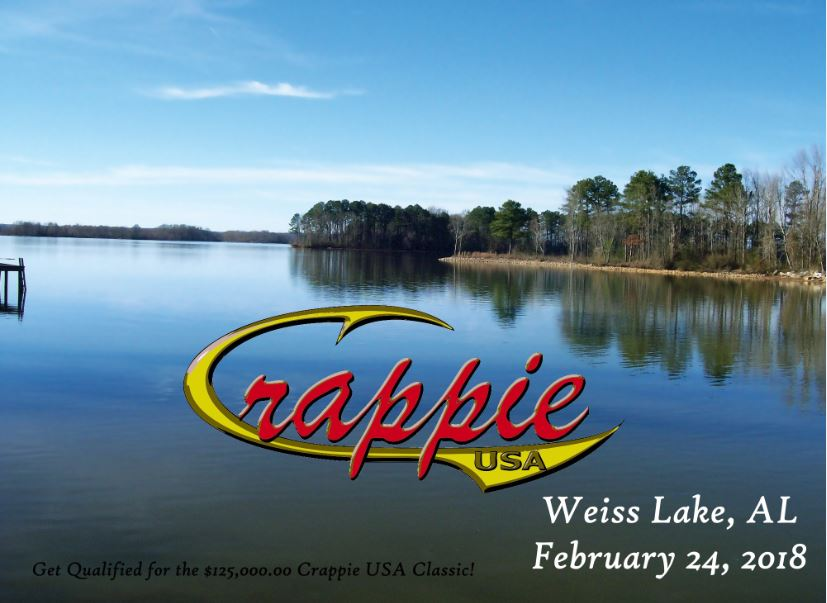 Weiss Lake Crappie Tournament