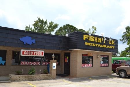 Fishin' Hole Restaurant Ribbon Cutting 005
