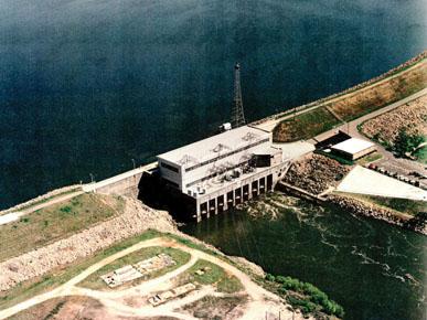 Weiss Dam
