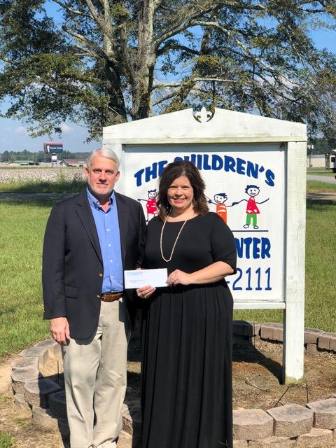 Richard Lindsey Donation