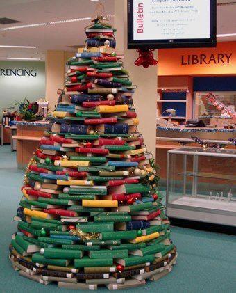 Library Christmas