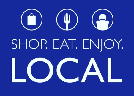 SHOP EAT LOCAL