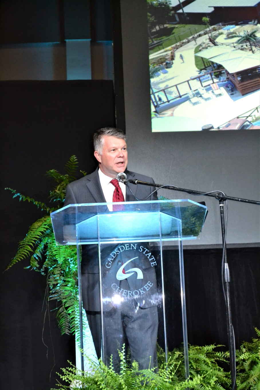 Annual Meeting 2019 Tim Burgess
