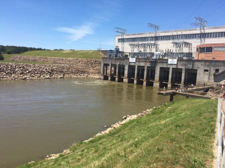WEISS Dam 2