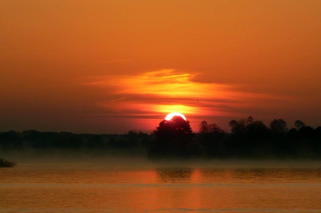 Weiss Lake Sunset 1