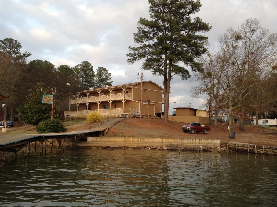 Little River Marina and Lodge